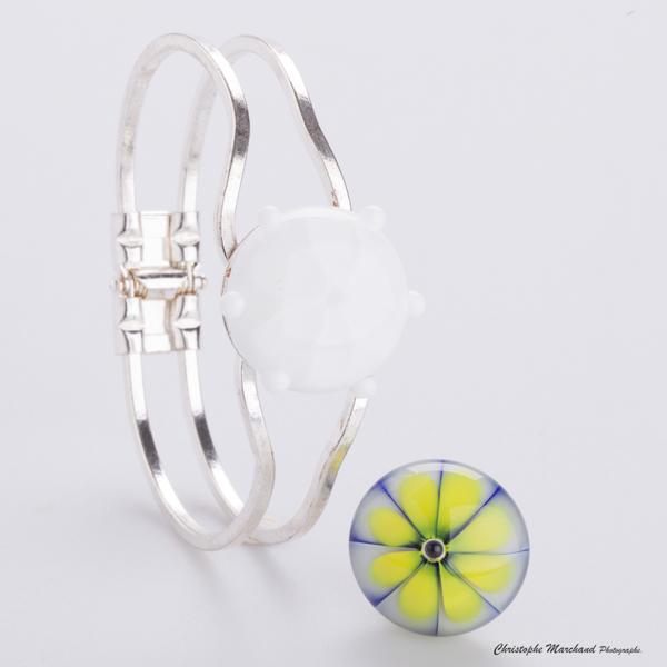Verre au chalumeau bracelets-2