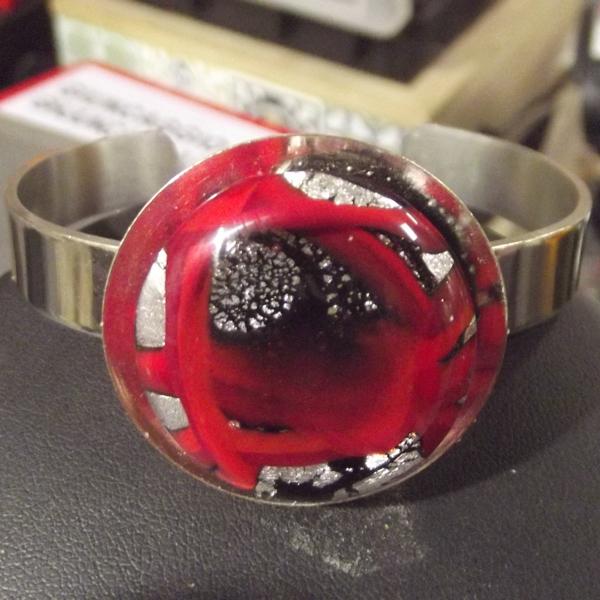 Verre au chalumeau bracelets-4